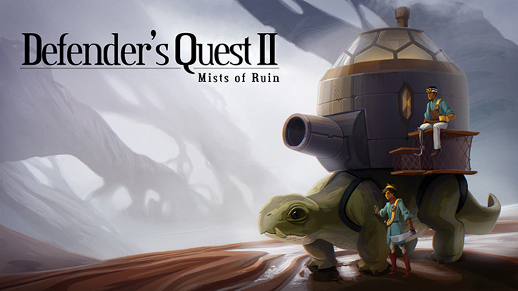 Defender's Quest II: Mists of Ruin
